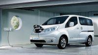 Nouveau Nissan e-NV200 - Utilitaire & Fourgon lectrique ...