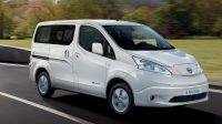 Nissan e-NV200 EVALIA - voiture lectrique 7 places et ...