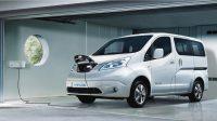 NISSAN e-NV200 EVALIA  7-Sitzer Elektroauto ...
