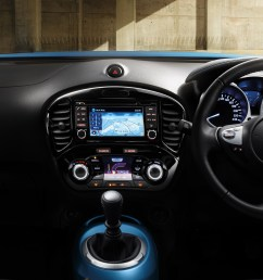 new nissan juke interior view of the dashboard [ 3200 x 1800 Pixel ]