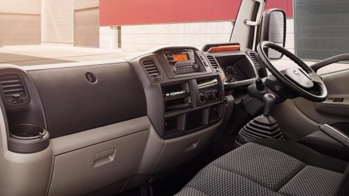 small resolution of cabstar nissan nt400 chassis cab interior