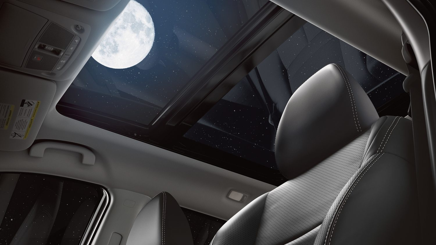 hight resolution of electric panoramic sunroof