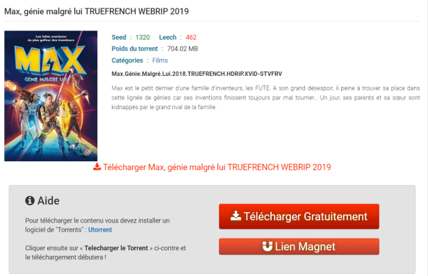 Telecharger Film Complet en Torrent - 5 Sites pour Télécharger un Torrent en ligne avec IDM (sans uTorrent)