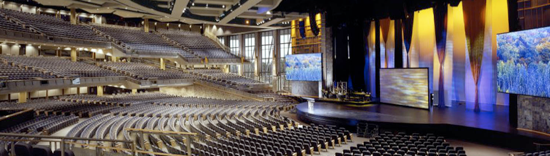 Church Auditoriums That Can Seat 5000  The Exchange  A