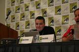 Cali at Comic Con 2009