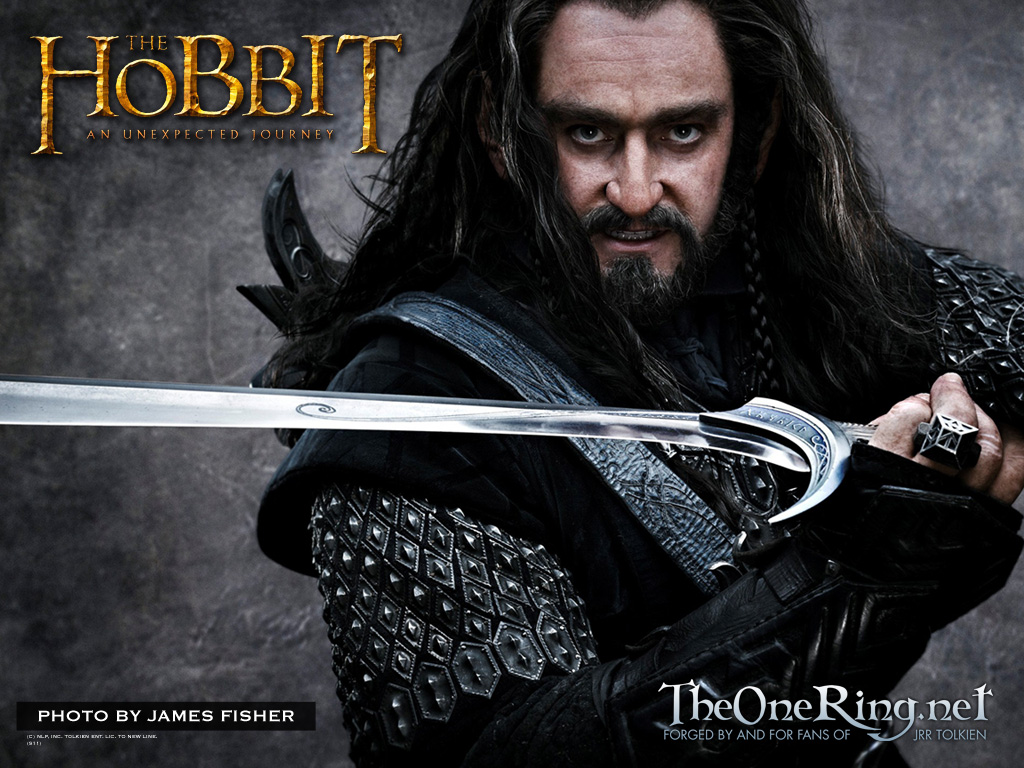Oh, Thorin, why so upset?