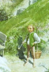 Bilbo, by Alan Lee
