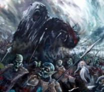 Beorn at the Battle of Five Armies