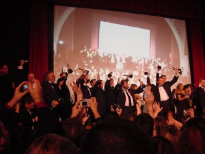 Return of the One Party Oscars on Stage