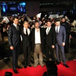 Japanese premiere of The Hobbit: Anm Unexpected Journey