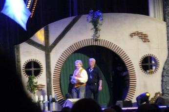 Peter with Ian Brodie at RingCon 2012