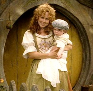 Image result for sam and rosie lord of the rings