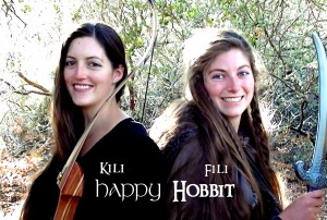 Kili and Fili fanmail