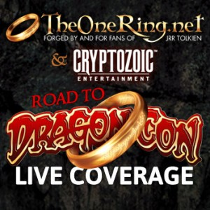 Cryptozoic and TheOneRing.net - LIVE from DragonCon