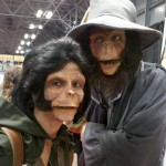 Shire of the Apes NYCC 2013