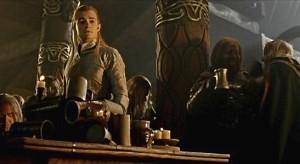 5 Drunk Legolas