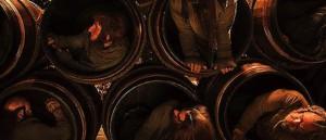 6 Dwarves in barrels