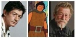 John Hurt as Aragorn 1979 Dr Who 2013