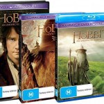 Hobbit AUJ DVD