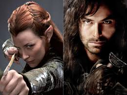 Tauriel and Kili 3