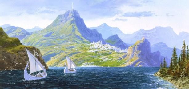 Silmarillion Ships