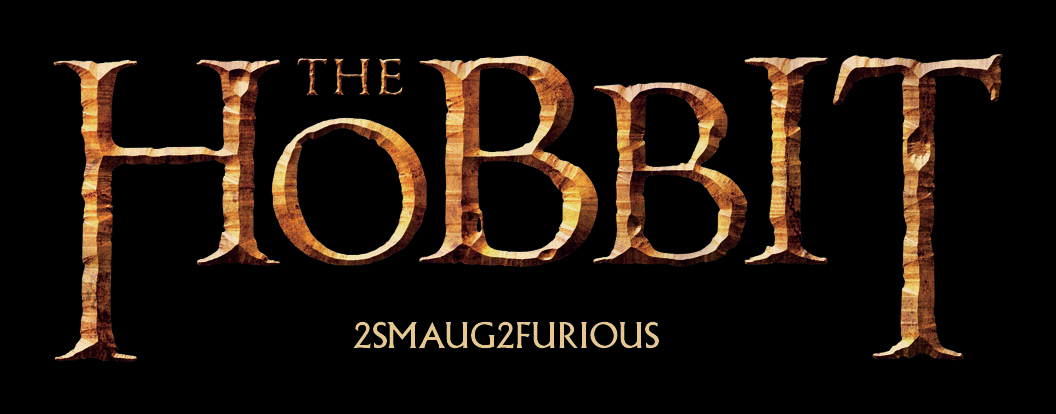 THE HOBBIT - TABA 2SMAUG2FURIOUS