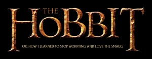 THE HOBBIT - TABA LOVE THE SMAUG