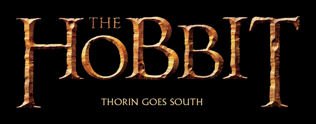 THE HOBBIT - TABA THORIN GOES SOUTH