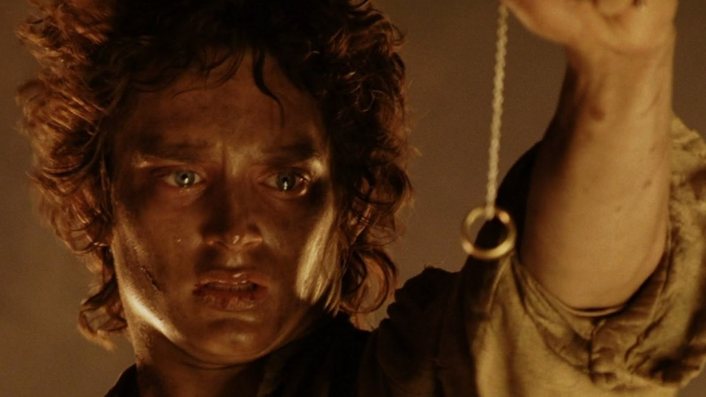 Image result for the lord of the rings frodo at mount doom