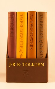 Hobbit LOTR boxed set