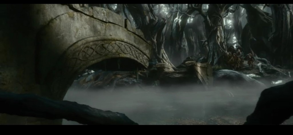 Falling Bridge Wallpaper The Hobbit The Desolation Of Smaug Extended Edition Scene