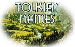Tolkien name game