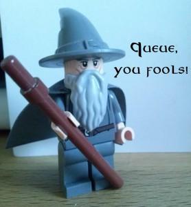 Gandalf queue