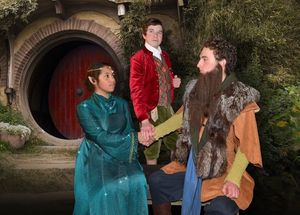 hobbit theatre production