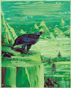 Hobbit Eagle