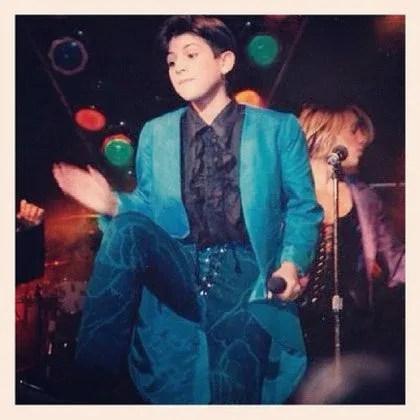 El cantante reveló que alguna vez tuvo que dar un concierto mientras atravesaba un cuadro de hepatitis (Foto: Instagram @jonathanmontenegro)
