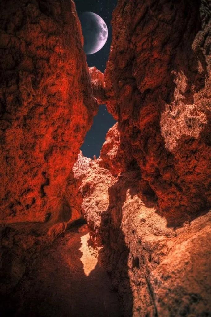 El Desierto de Atacama en Chile es el lugar más seco del planeta. (iStock)
