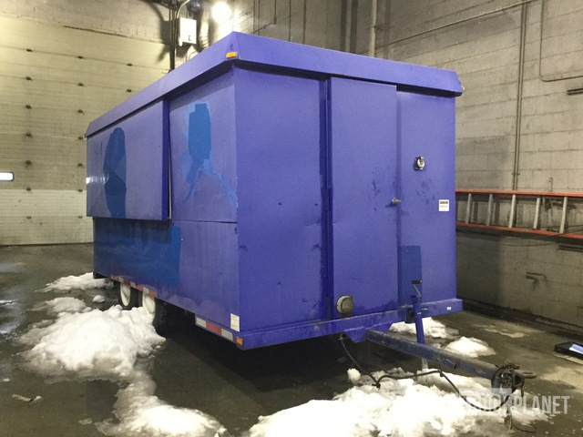 1988 (unverified) T/A Concession Trailer in Anchorage. Alaska. United States (TruckPlanet Item #4185074)