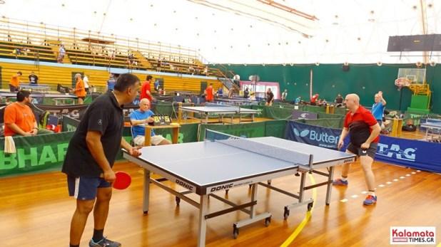 10ο Πανελλήνιο πρωτάθλημα Πινγκ Πονγκ