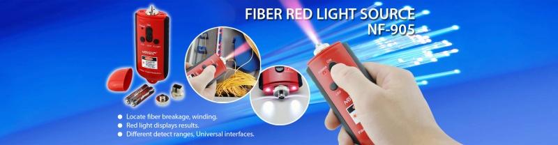 Noyafa Optic Fiber Fault Locator – NF905