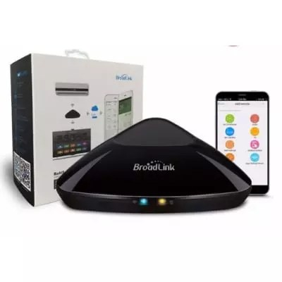 Broadlink Rm Pro+ Smart Home Automation Remote Controller/ Switch