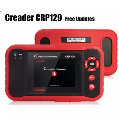 Launch Crp129 Car Diagnostic Scanner
