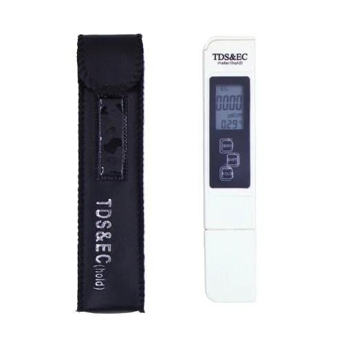 Digital TDS EC & Temperature Meter