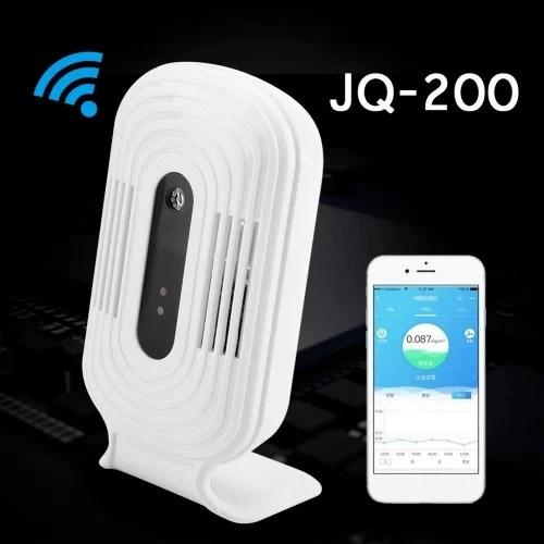 JQ-200 WiFi Gas Detector Meter Sensor