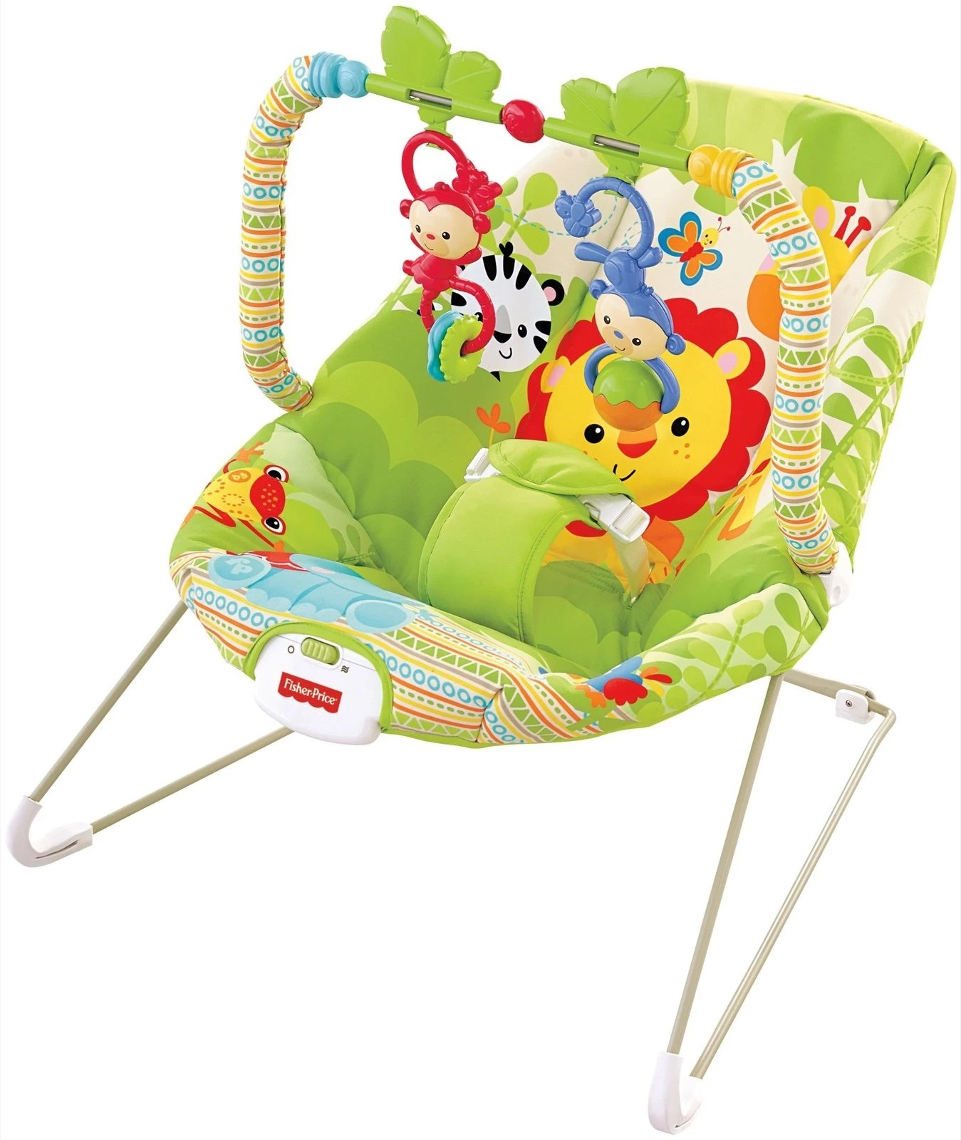 Fisher Price Baby Chair Rainforest Friends Baby Bouncer