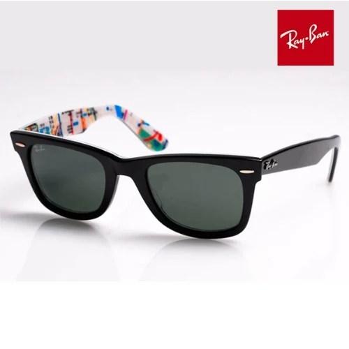 wayfarer classic sunglasses black