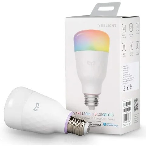 Yeelight Dimmable Smart Bulb – Compatible With Alexa
