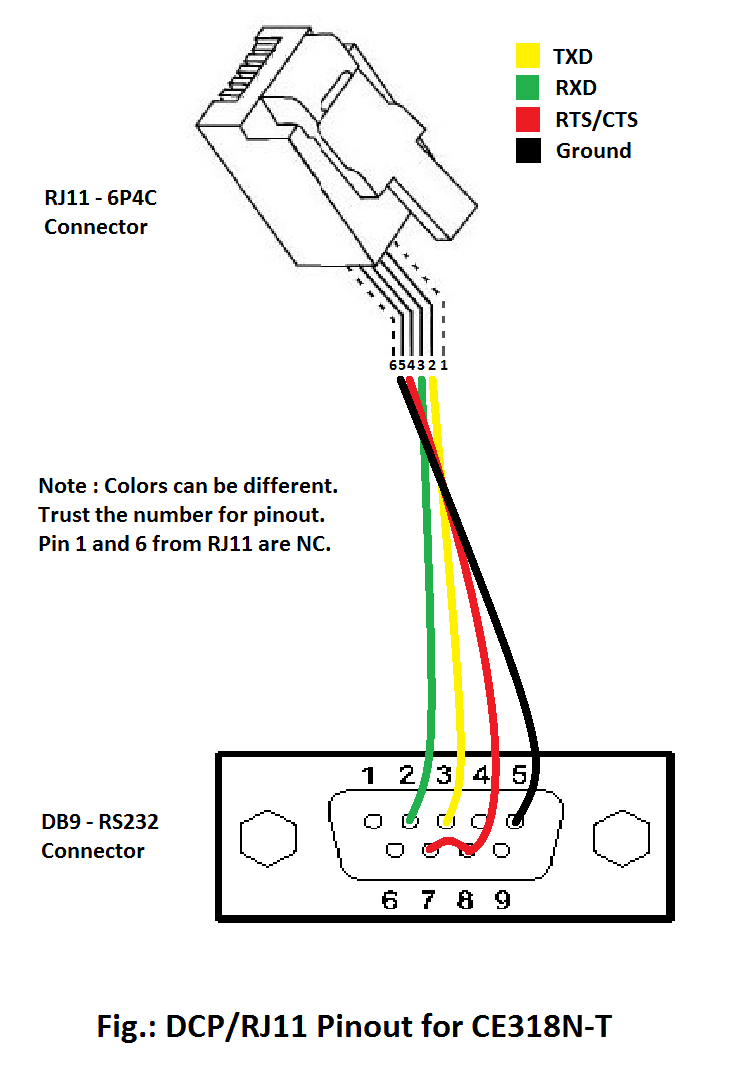 hight resolution of dcp rj11 pinout ce318n t
