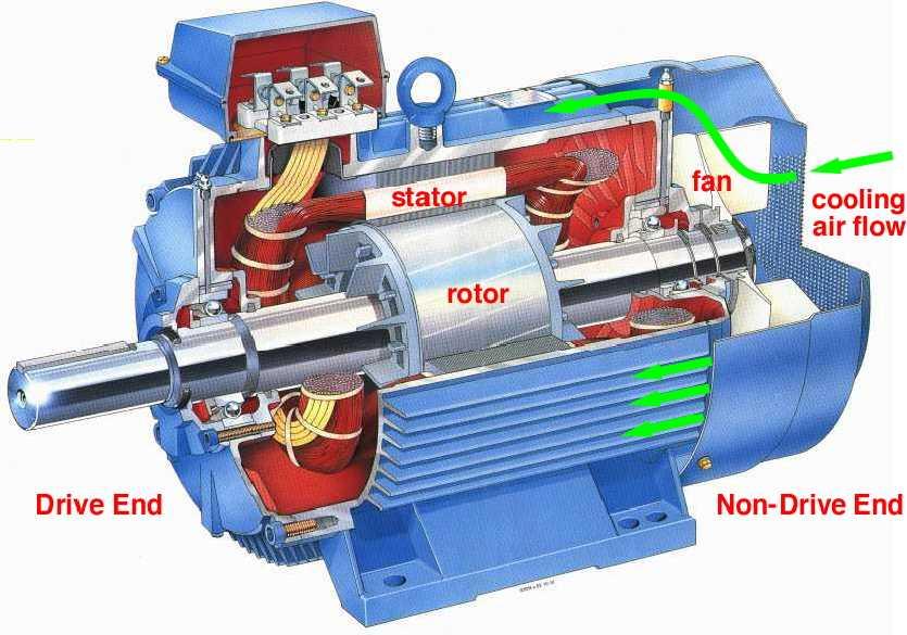 single phase ac motor starter wiring diagram 94 jeep cherokee stereo danotes: motors: load and characteristics