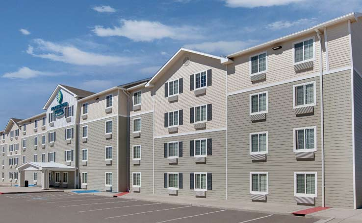 Extended Stay Hotels Near El Paso Airport Woodspring